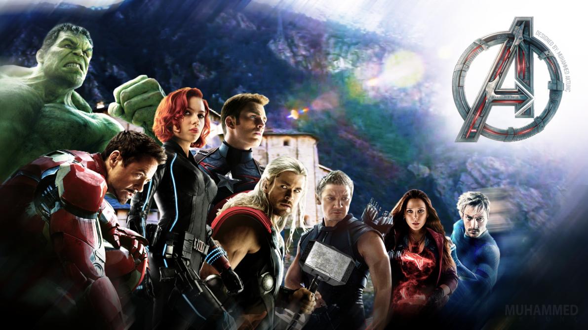 MARVELs Avengers Age of Ultron HD Wallpaper by muhammedaktunc on 1191x670
