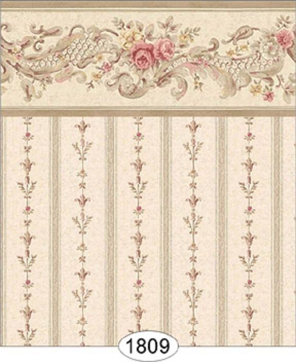 Dollhouse Wallpaper: Dollhouse Miniature Asian Wallpaper