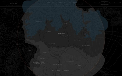 Westworld images Map of Westworld HD wallpaper and 500x313