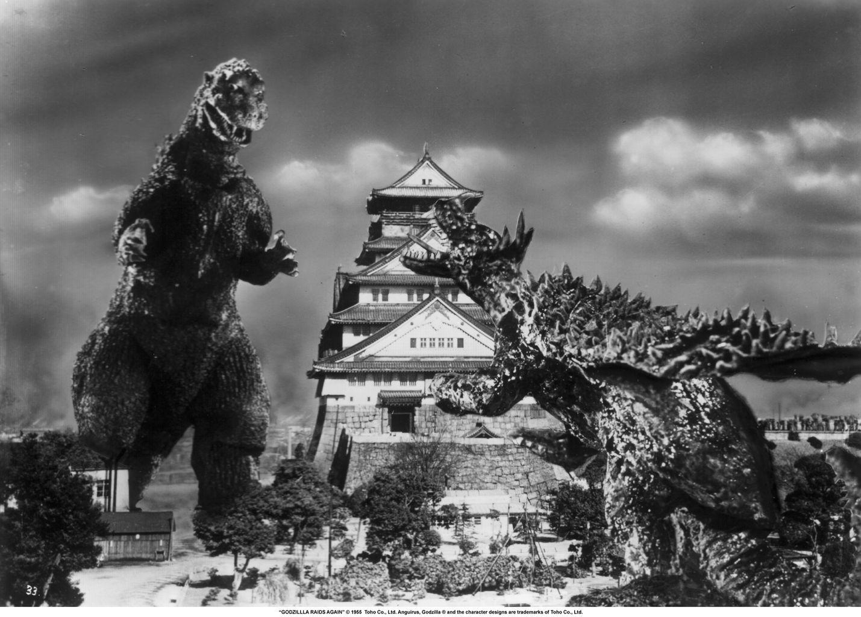 1024x768 avengers batman hd anime 29 Wallpapers de Godzilla 1429x1024