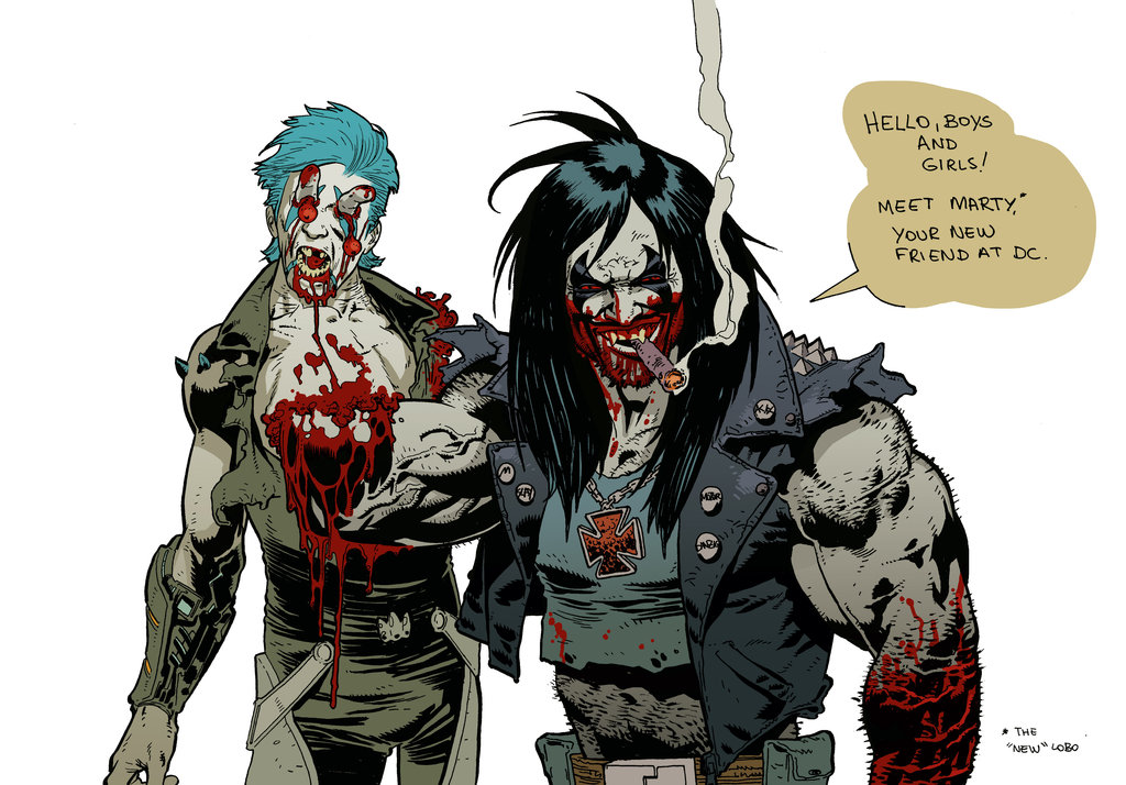 OLD LOBO x new lobo marty by andreibressan 1024x714