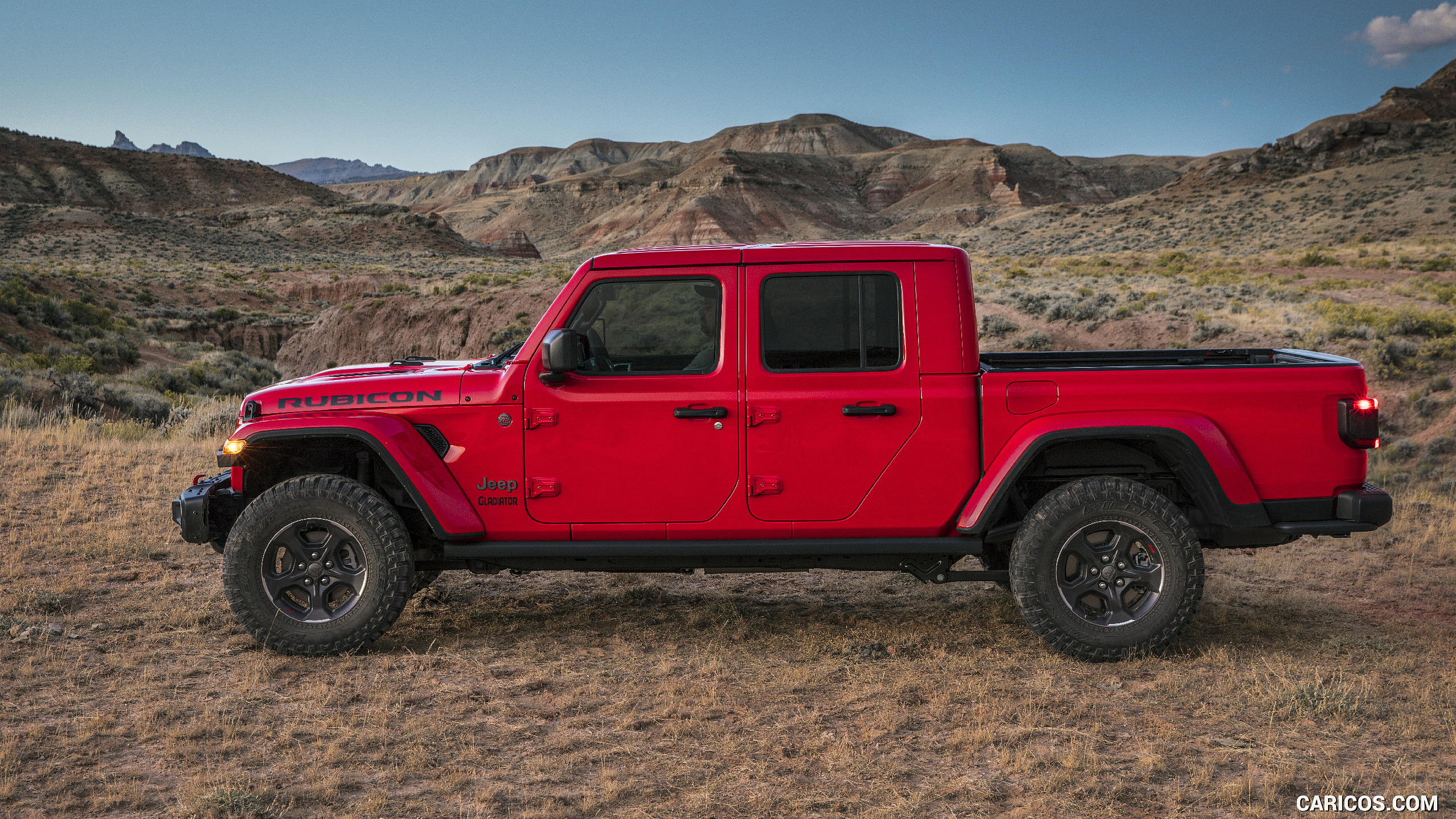 2020 Jeep Gladiator Rubicon   Side HD Wallpaper 121 2560x1440