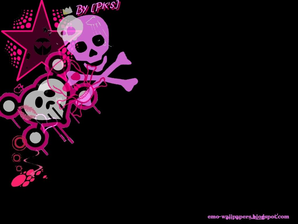 74+] Pink Skull Wallpaper on WallpaperSafari