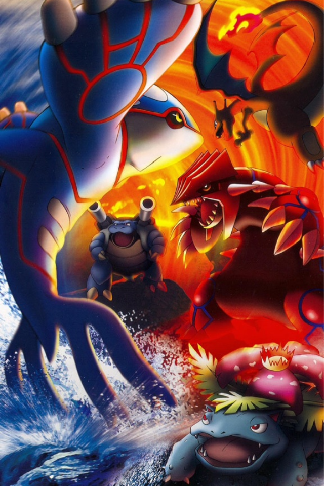 HD Pokemon iPhone Wallpapers - WallpaperSafari