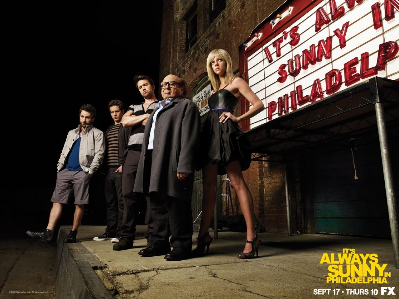 Movies: Its Always Sunny In Philadelphia, desktop wallpaper nr. 59185 ...