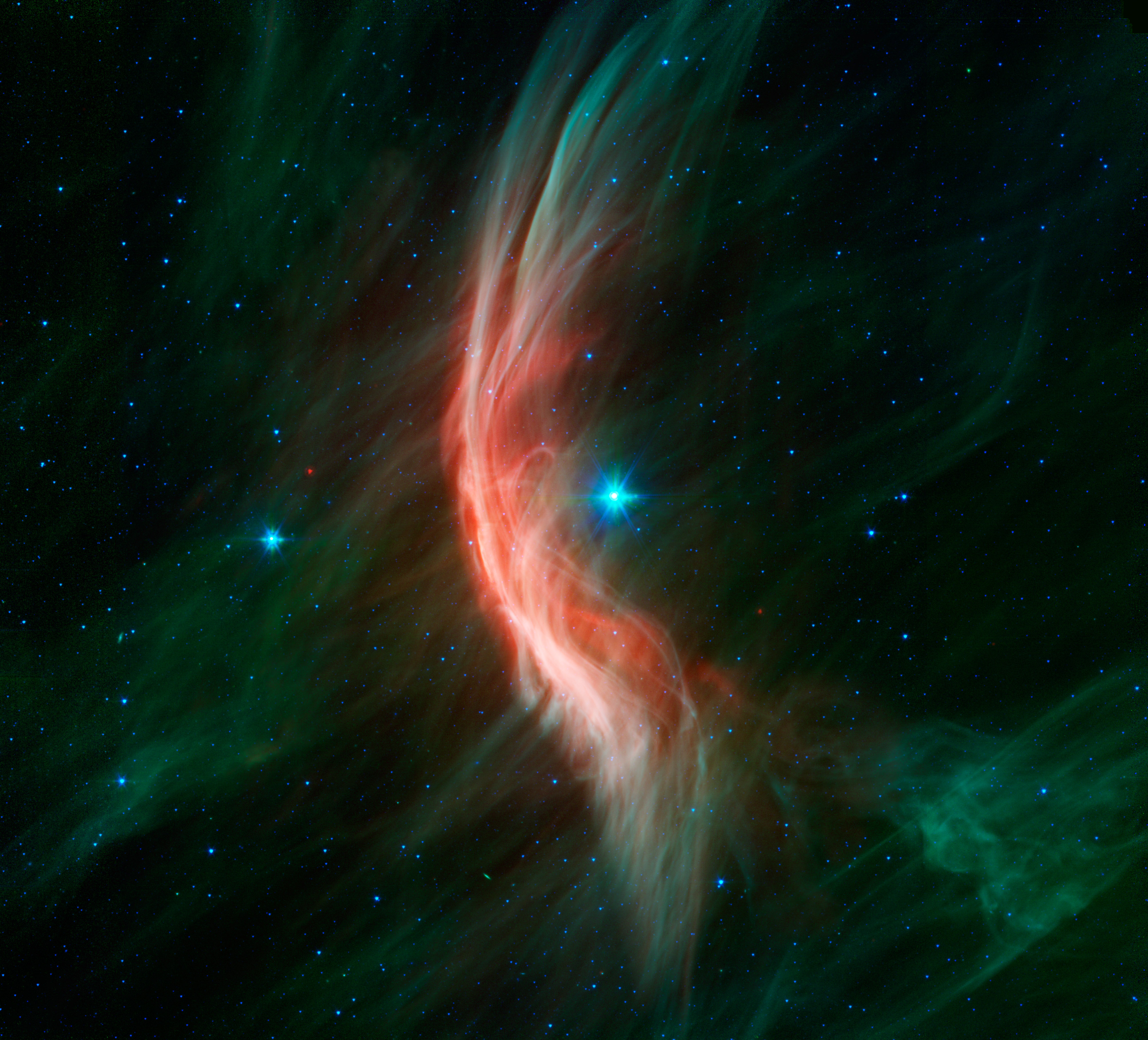 6 Amazing High Resolution Nebula Wallpapers from NASA 4015x3637