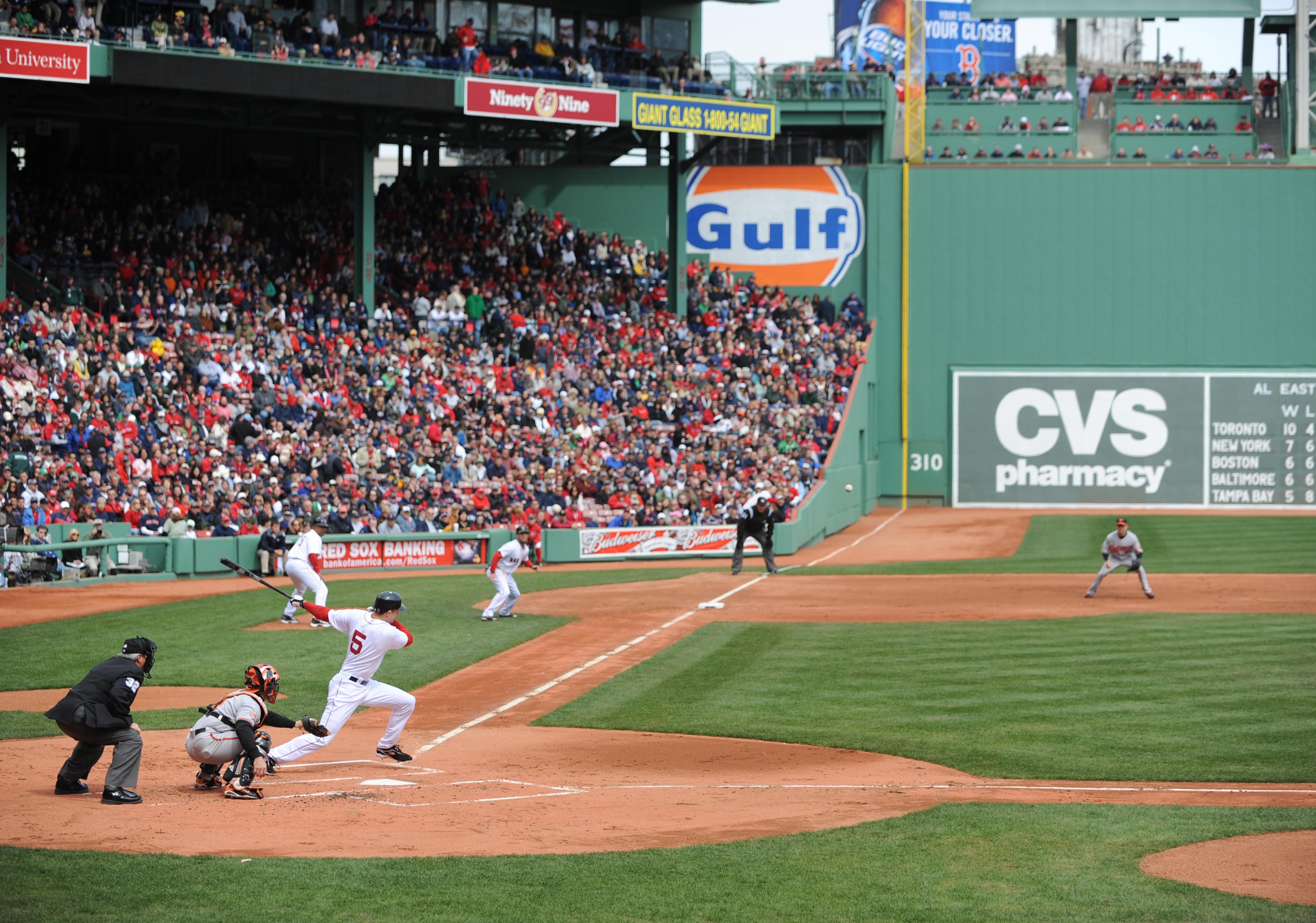 Red Sox Wallpaper HD 3880x2720