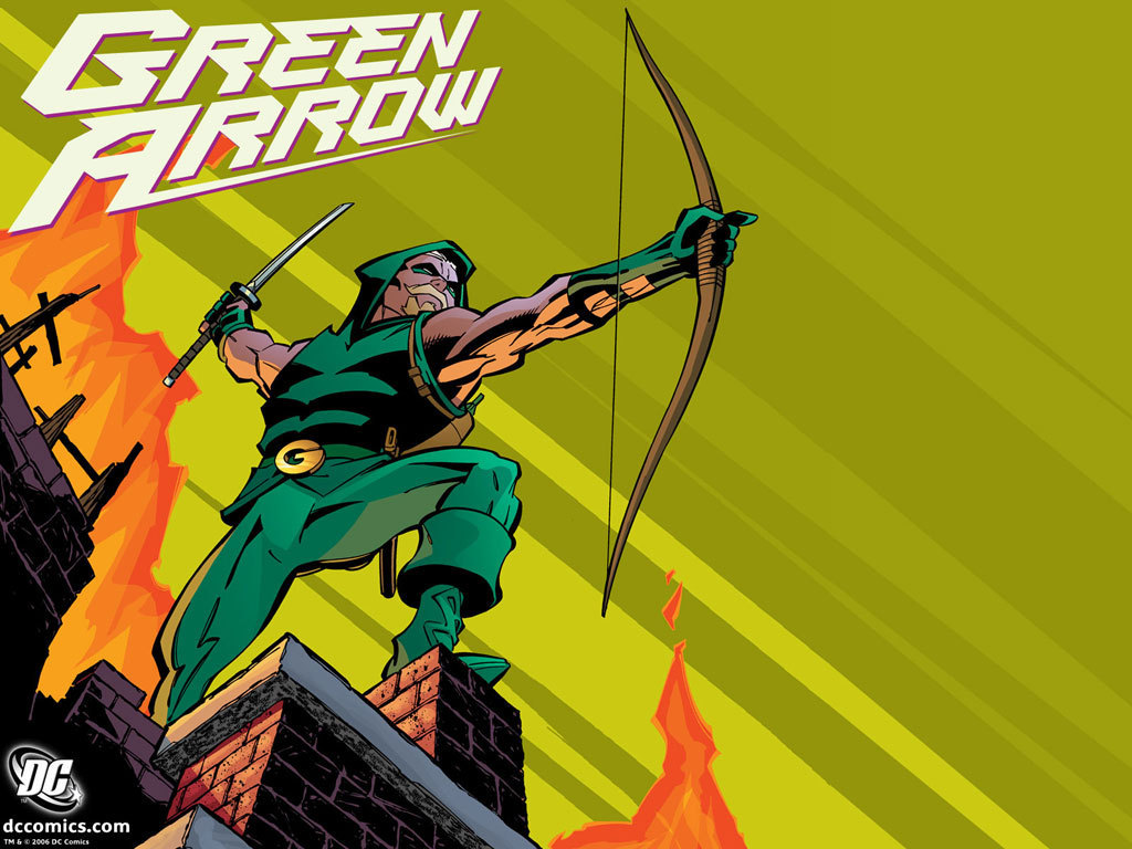 Green Arrow   Green Arrow Wallpaper 11911432 1024x768