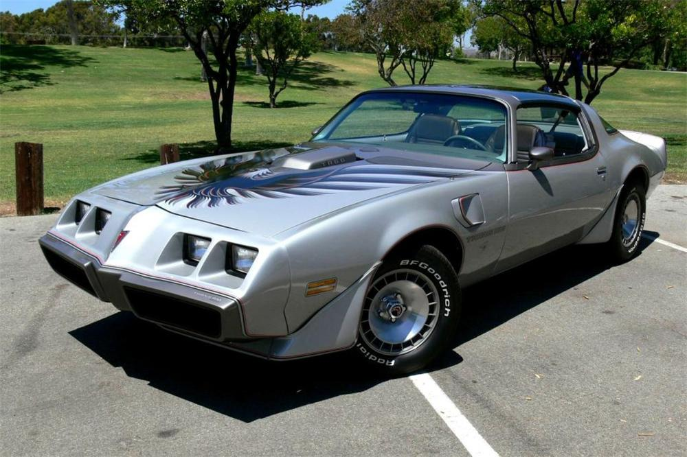 1979 Pontiac 4 Spd 10th Anni Trans Am Anniversary   kootation 1000x666