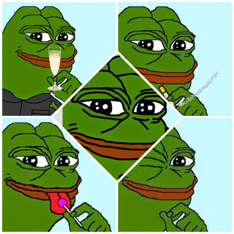 com THE VERY BEST OF PEPE THE FROG Pepe the Frog Memes sad frog 800x800