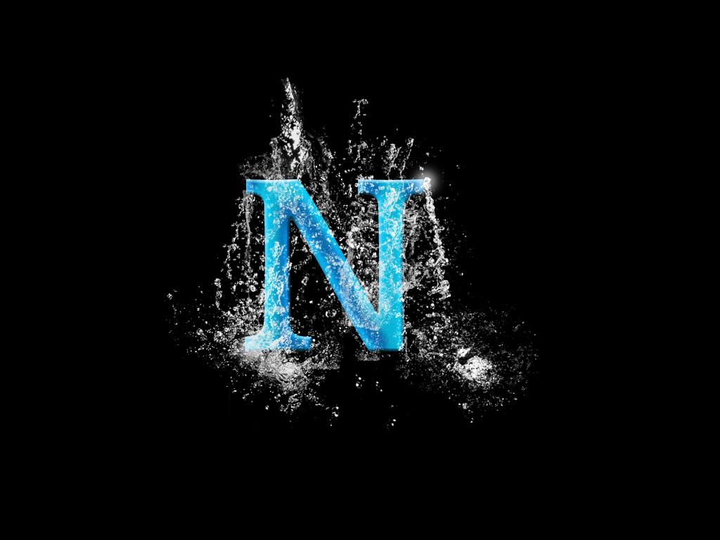 letter n wallpaper wallpapersafari
