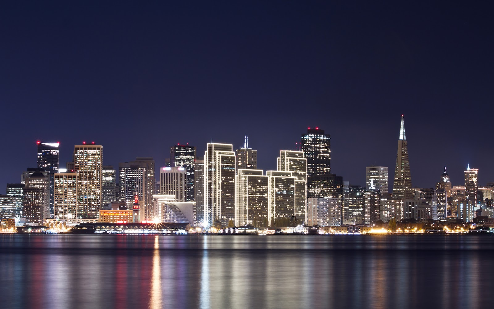 The Best Wallpaper Collection San Francisco Wallpaper Hd 1600x1000