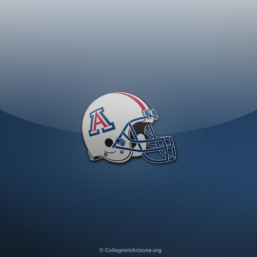 University Of Arizona Wallpaper Arizona wildcats u of a ipad 1024x1024