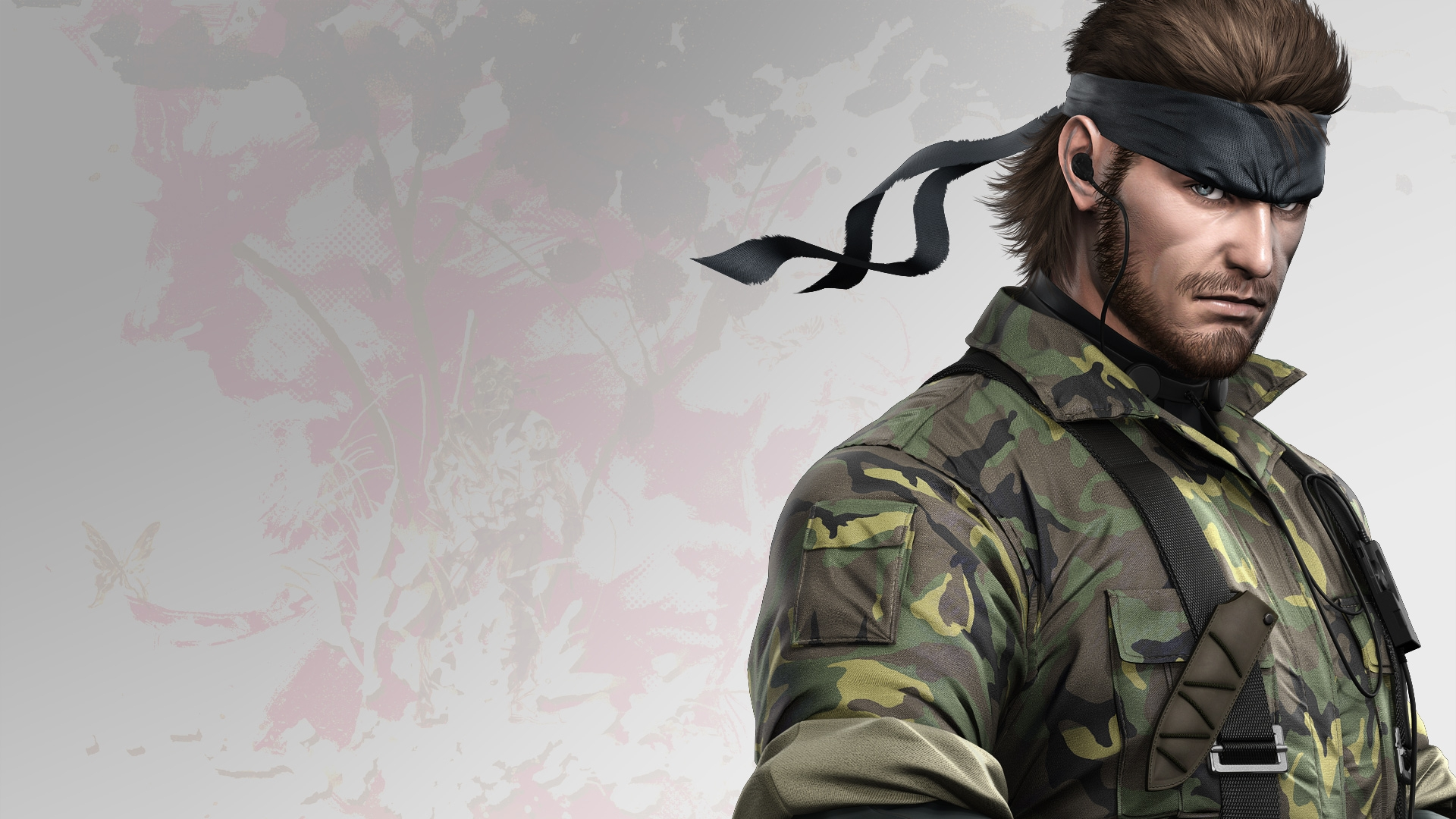 Free Download Metal Gear Solid Snake Hd Wallpaper 1920x1080 For
