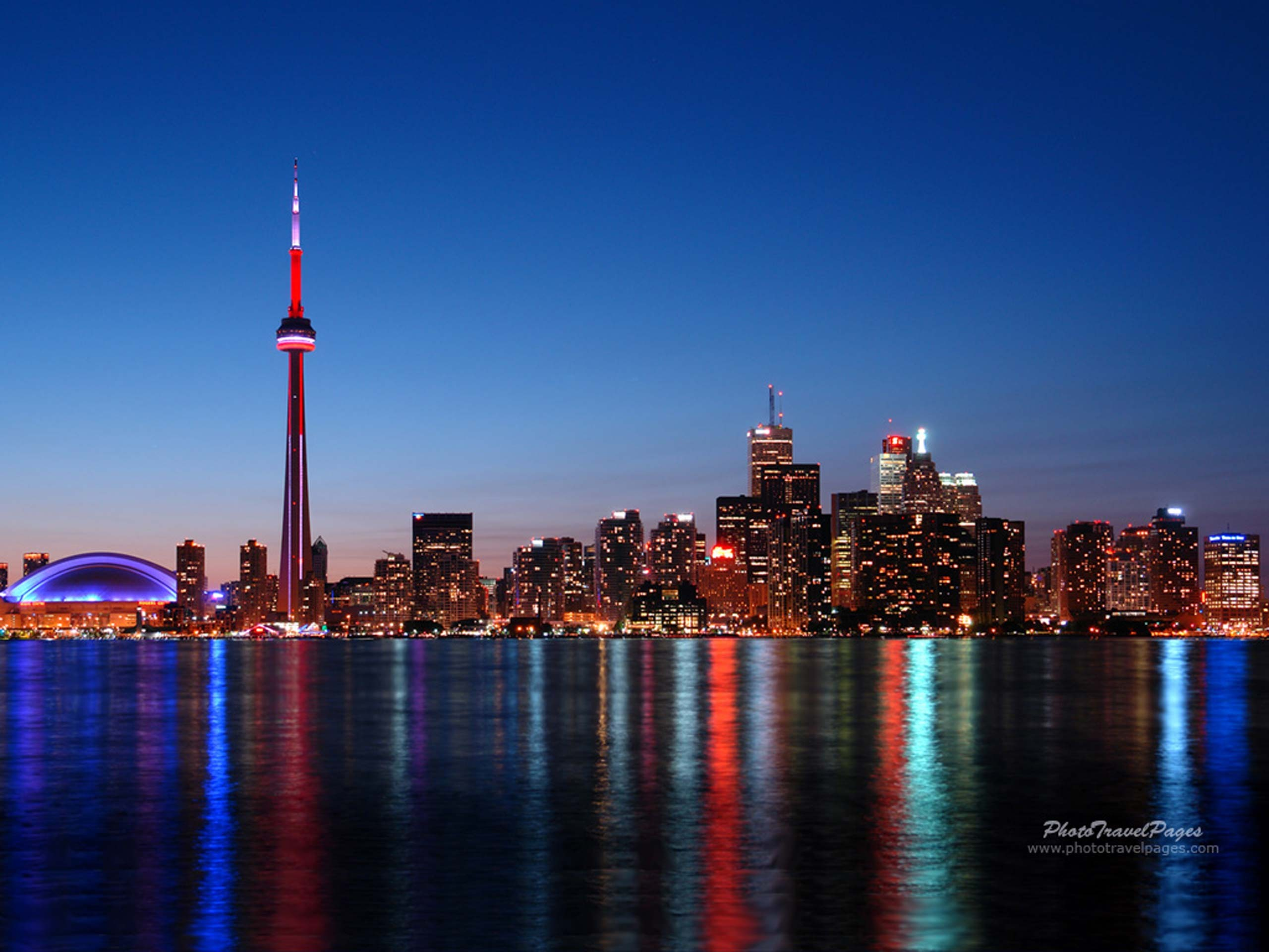 Toronto Travel HD Wallpapers 2560x1920