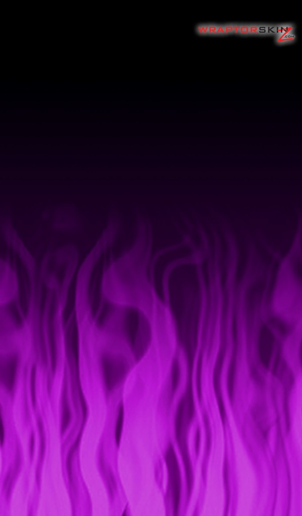 Amazon Kindle Fire Original Decal Style Skin   Fire Purple 600x1024