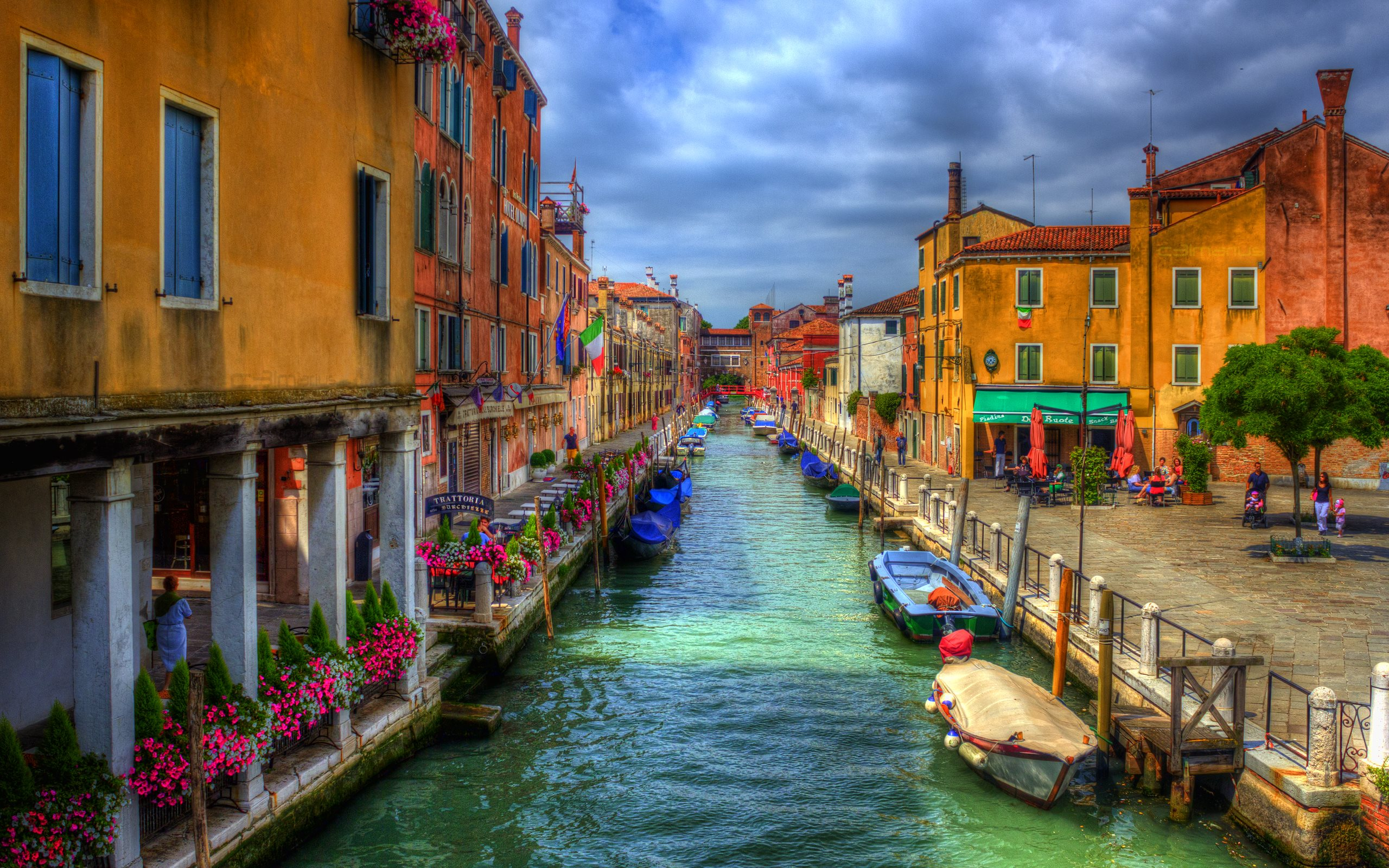 Views from Venice Wallpapers HD Wallpapers 2560x1600