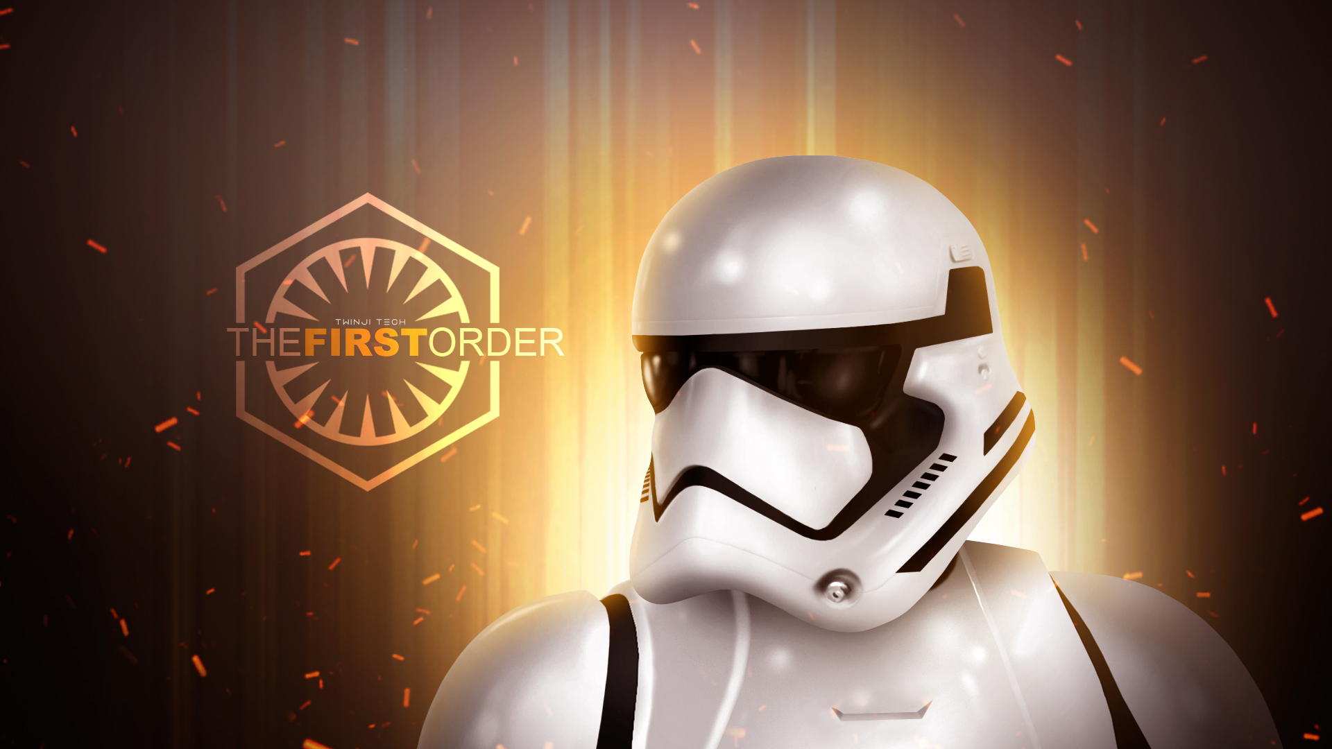 The First Order by Twinji Tech 1920x1080