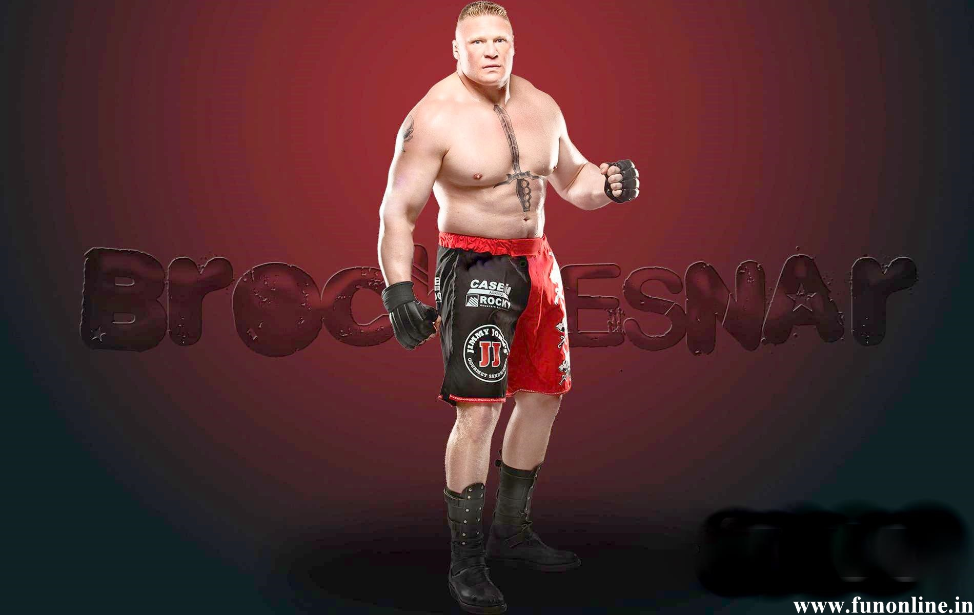 Brock Lesnar Wallpapers Wrestling Legend Brock Lesnar HD Wallpaper 1900x1200