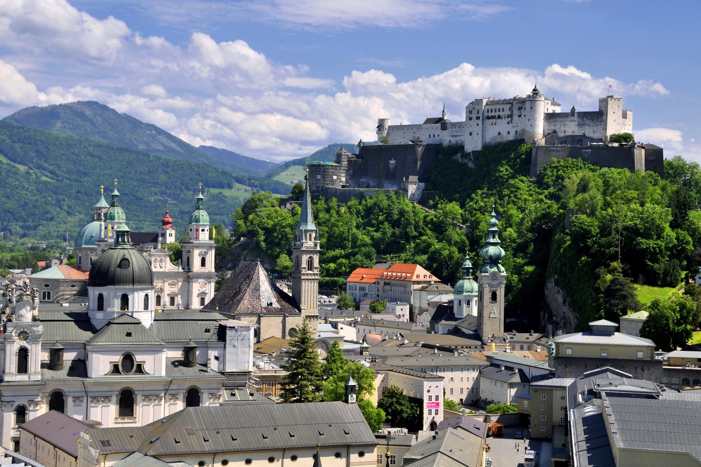 Austria Salzburg HD Wallpaper Background Image 2250x1500 ID 2250x1500