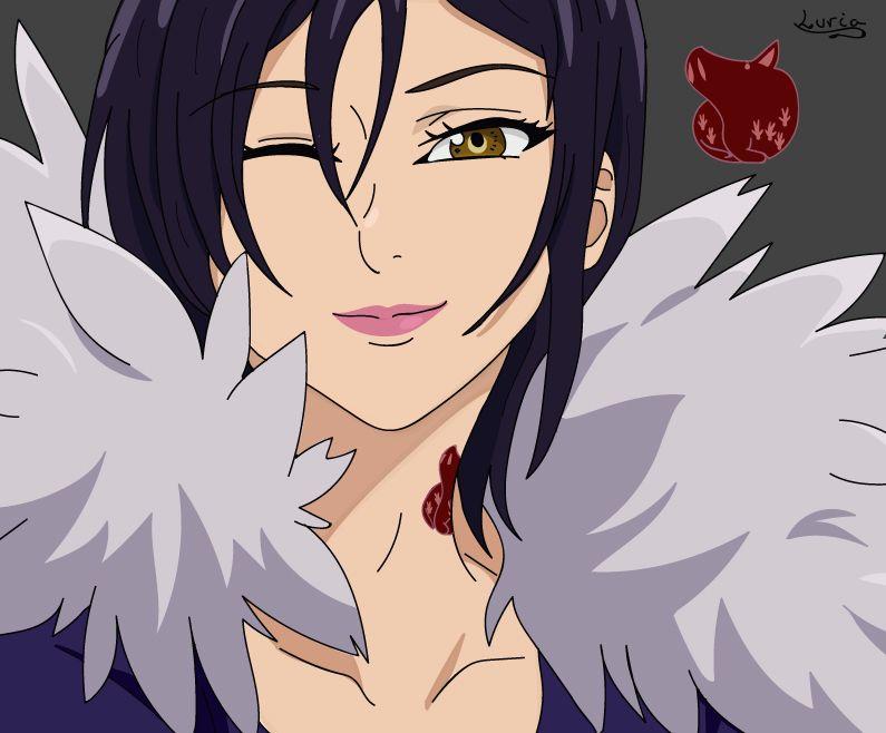Merlin from Nanatsu no Taizai by LuriaHirai Anime 795x658