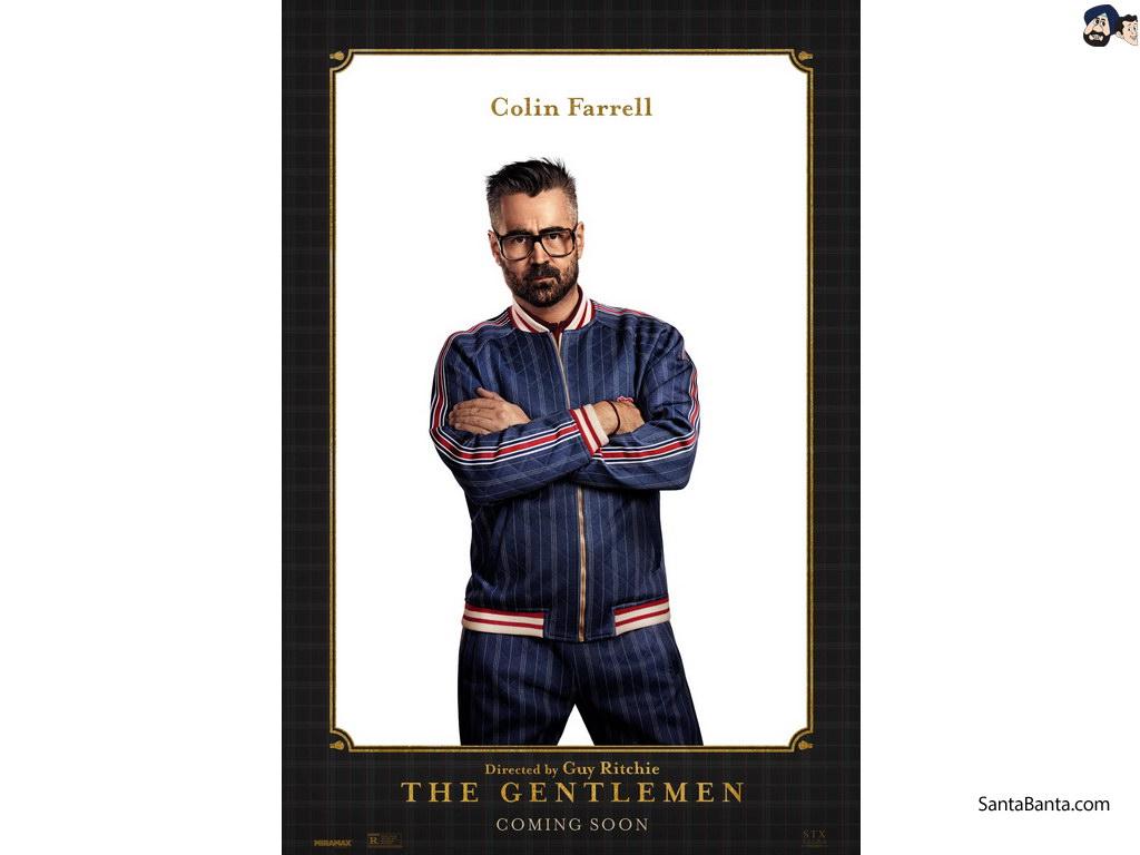 The Gentlemen Movie Wallpaper 12 1024x768