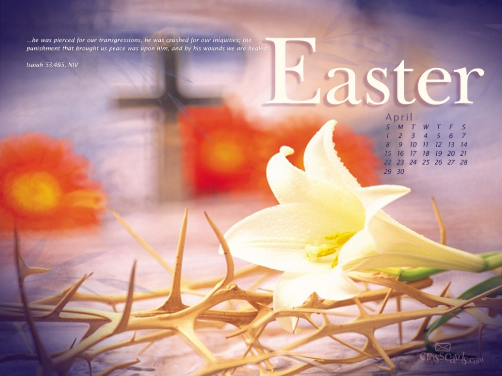 How Religious Easter Wallpapers 993x744