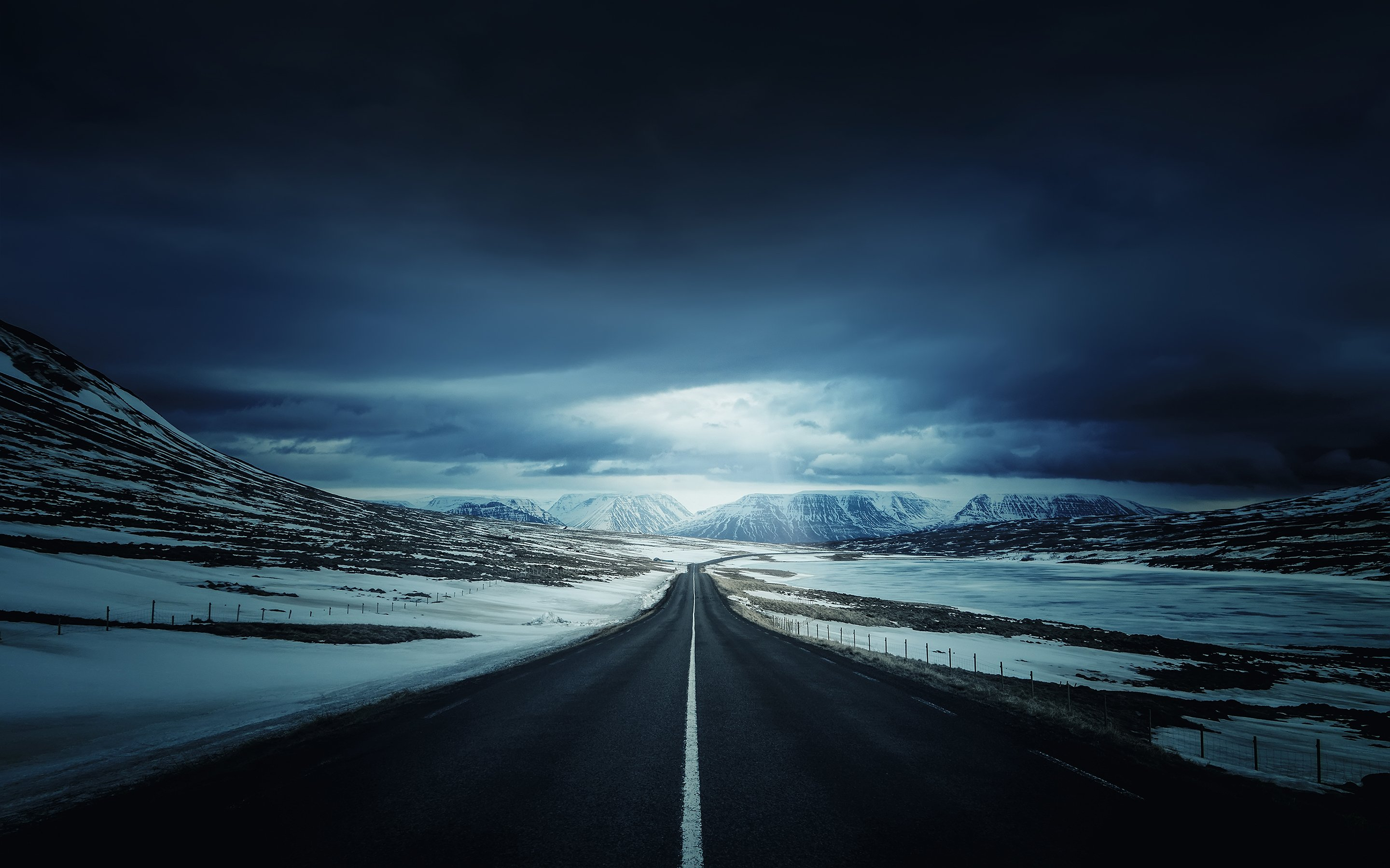 Icelands Ring Road Wallpapers HD Wallpapers 2880x1800