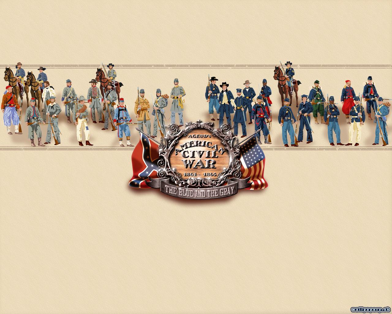 American Civil War Wallpaper Ageods american civil war 1280x1024