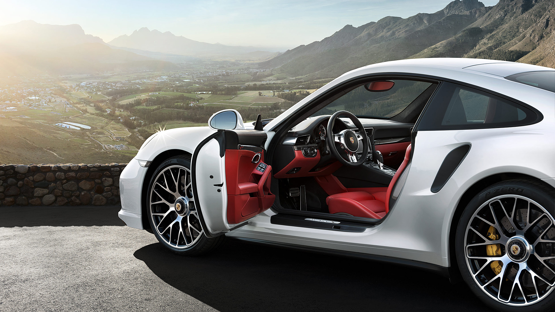 2014 Porsche 911 Turbo S Wallpapers HD Images   WSupercars 1920x1080