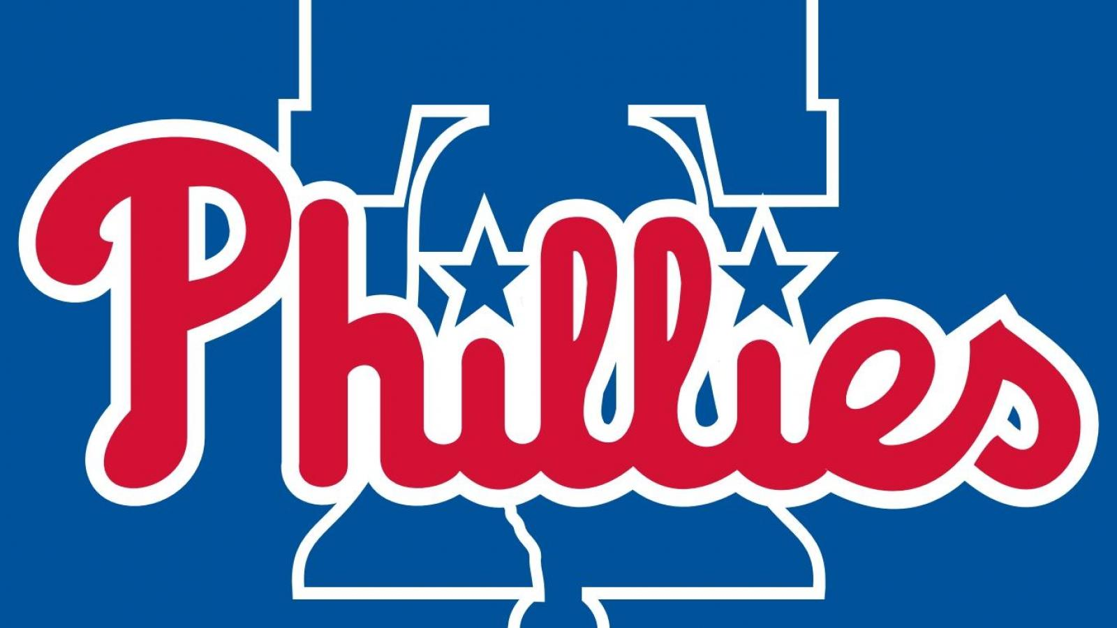 hqwallbasecom63282 philadelphia phillies logo liberty bell version 1600x900