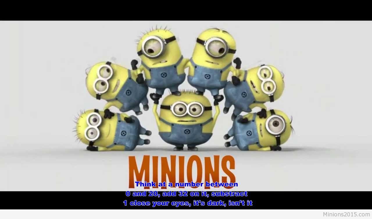 2015 minions wallpaper fun minions wallpaper minions wallpaper minions 1280x753