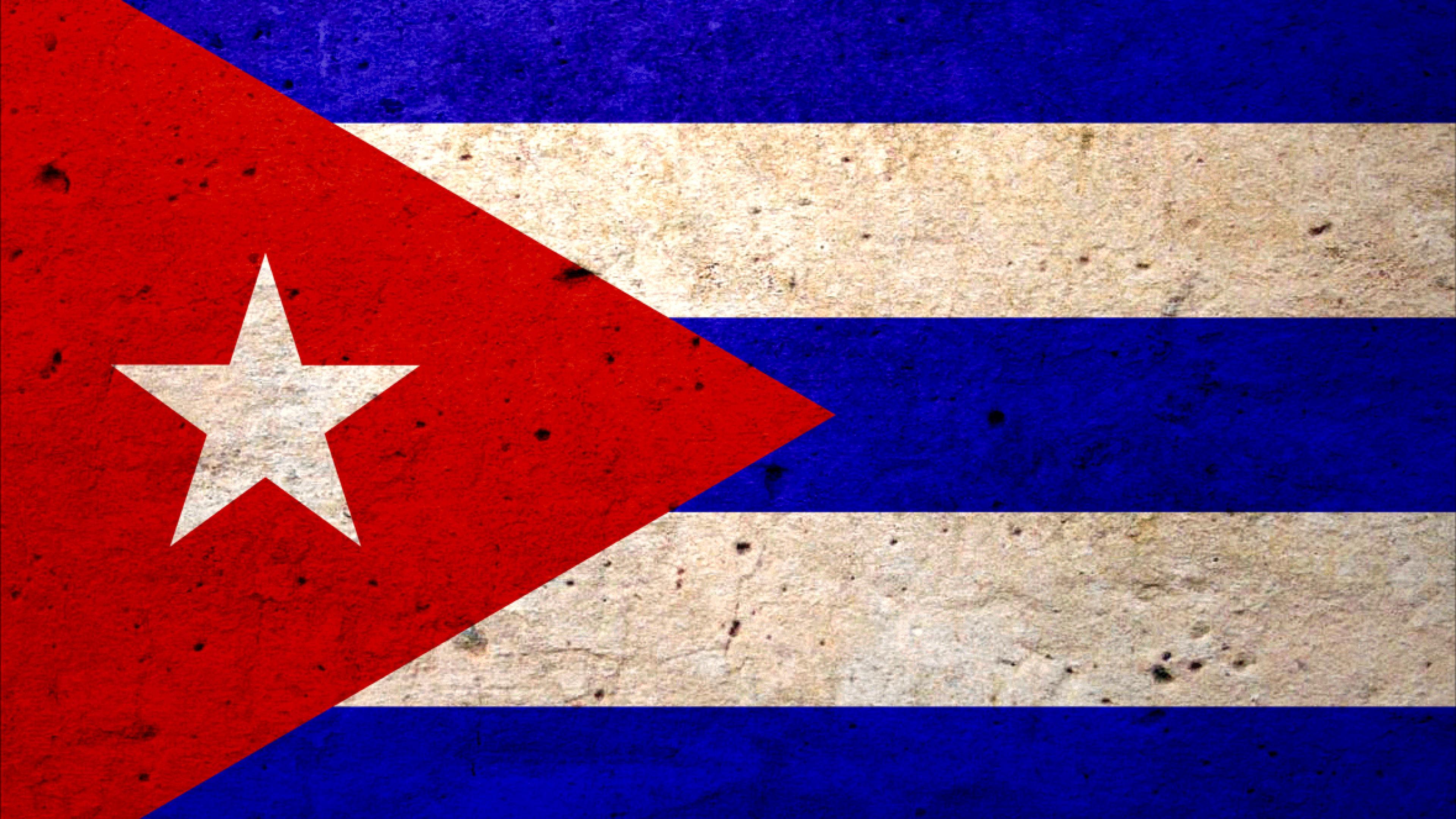 flags cuba cuban flag 9J8x 3840x2160