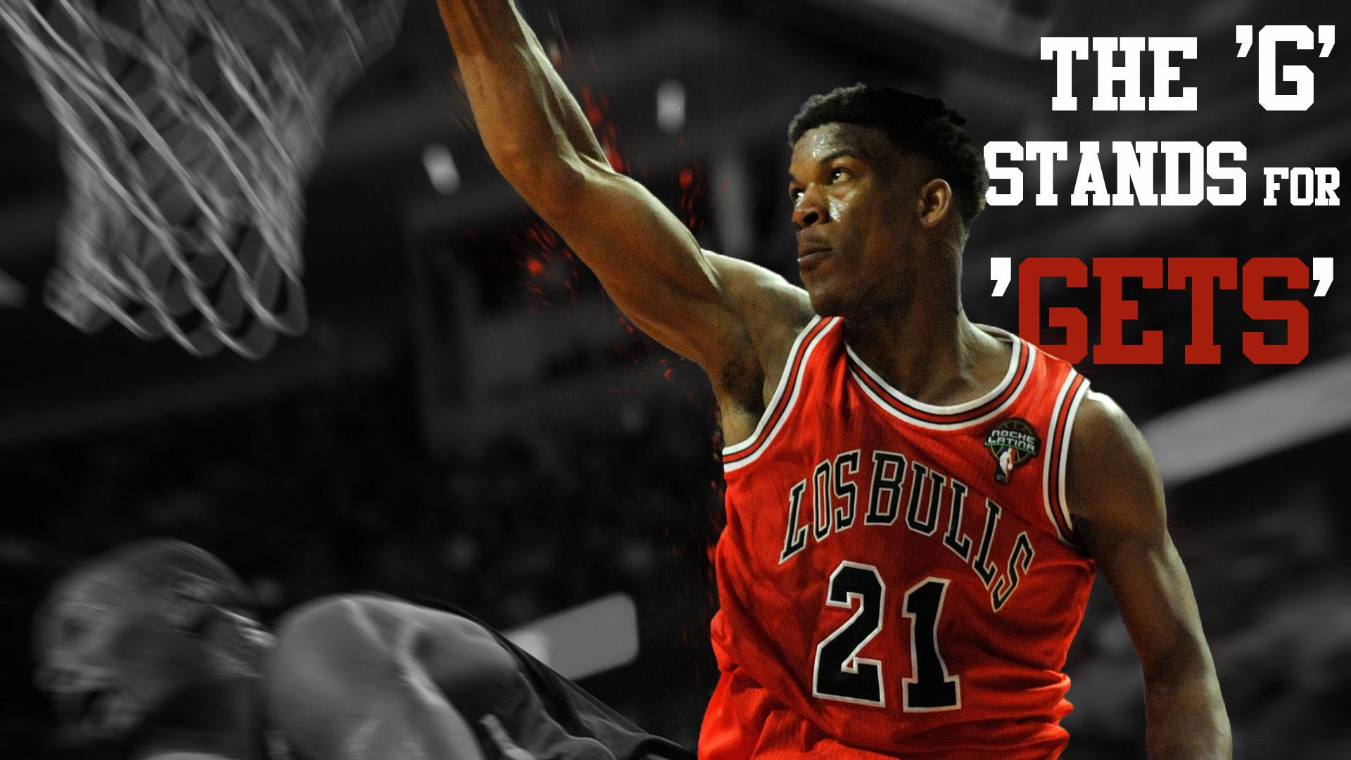 Jimmy Butler Chicago Bulls HD Wallpaper 2013 1920x1080