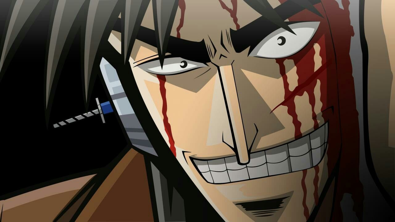 Kaiji wallpaper Imagination Anime Animation Wallpaper 1280x720