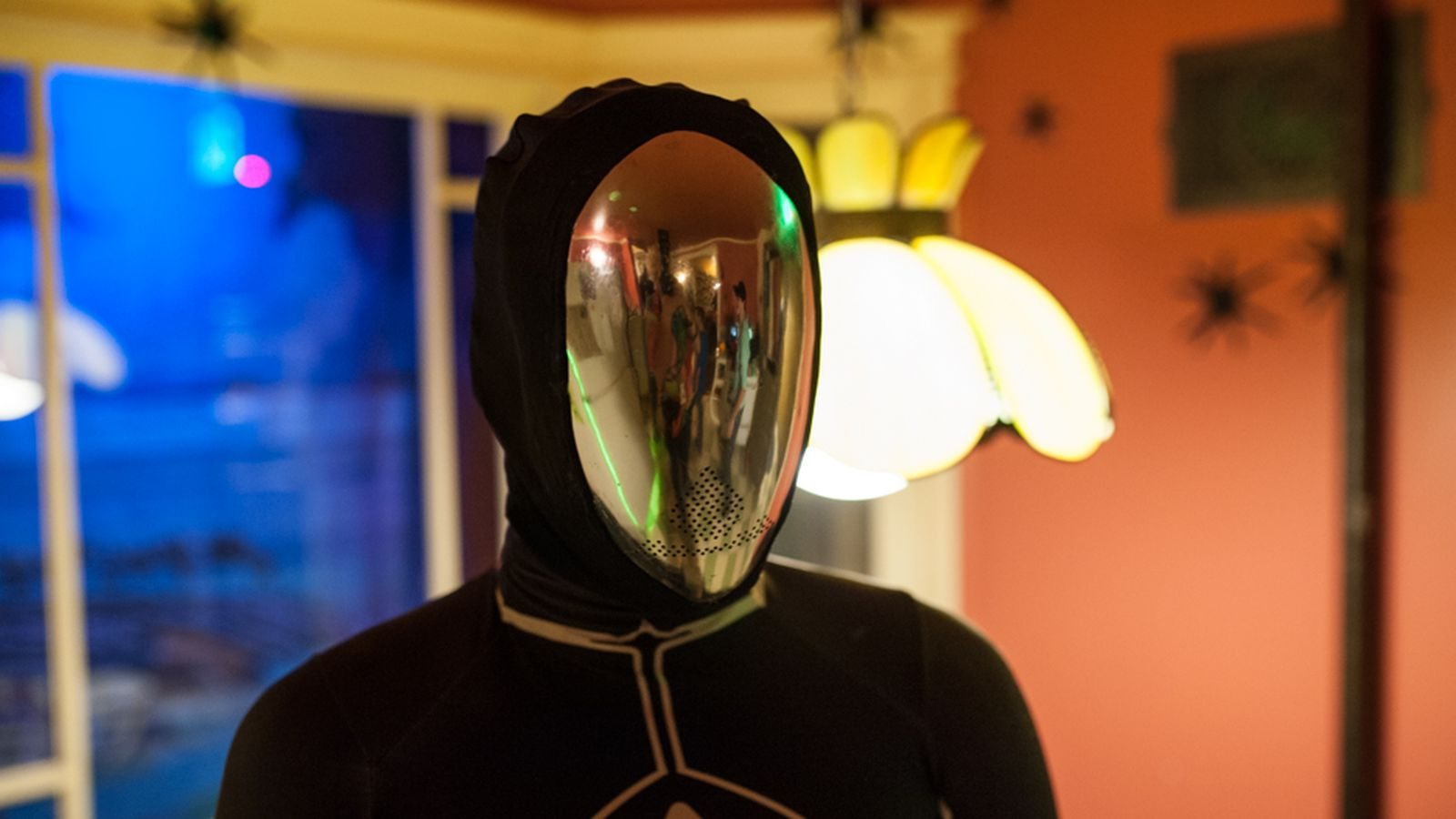 Halloween gets bizarre at George RR Martins sci fi fun house   CNET 1600x900