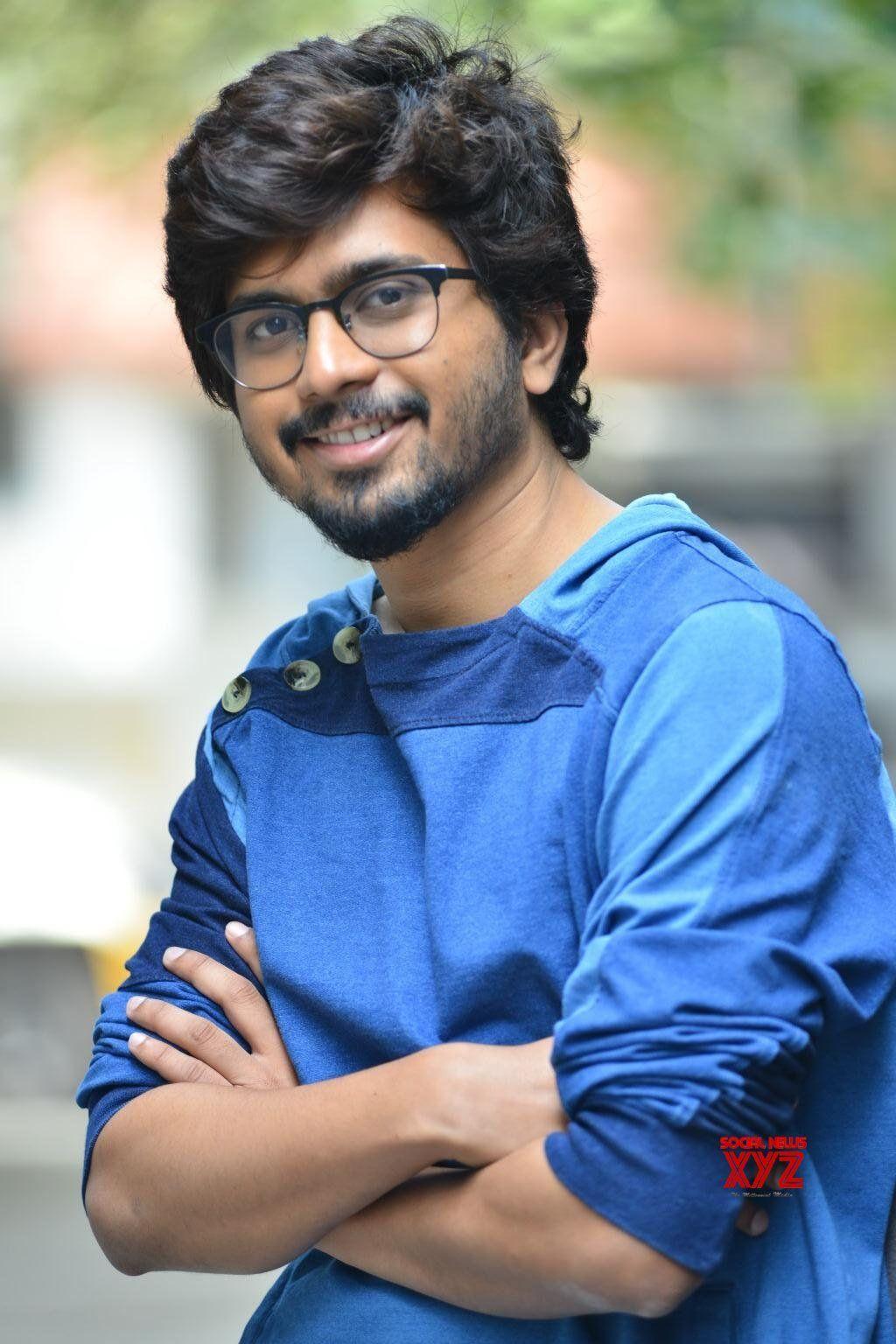 Husharu Movie Hero Abhinav Interview Stills Hero movie Prabhas 1024x1536