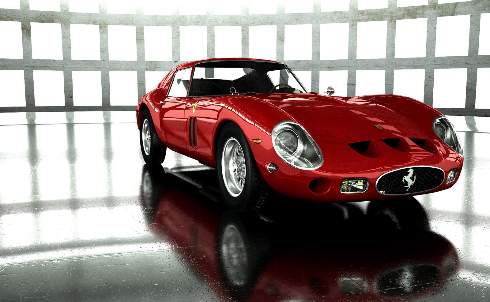 Ferrari 250 GTO Wallpaper 09   [1600x987] 1600x987