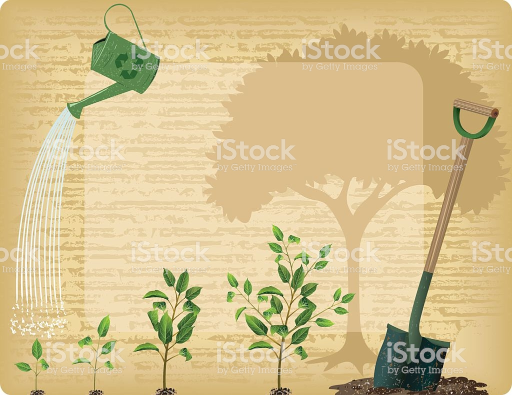 Arbor Day Background Stock Illustration   Download Image Now   iStock 1024x791
