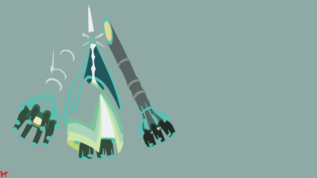 Celesteela Minimalistic Wallpaper by Morshute 1024x576