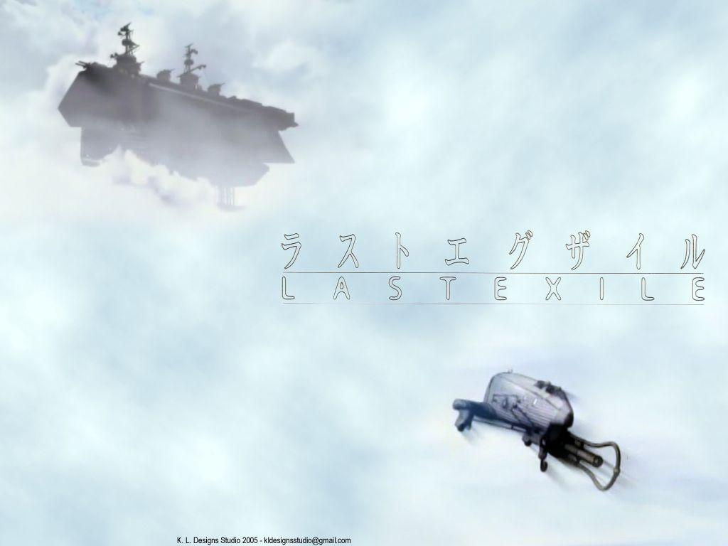 Last Exile Wallpapers 1024x768