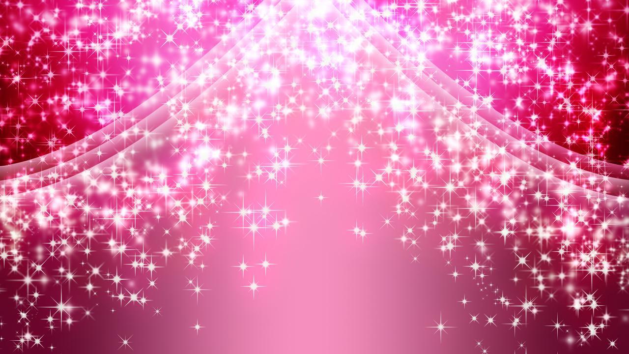 Pink Glitter Live Wallpaper   screenshot 1280x720
