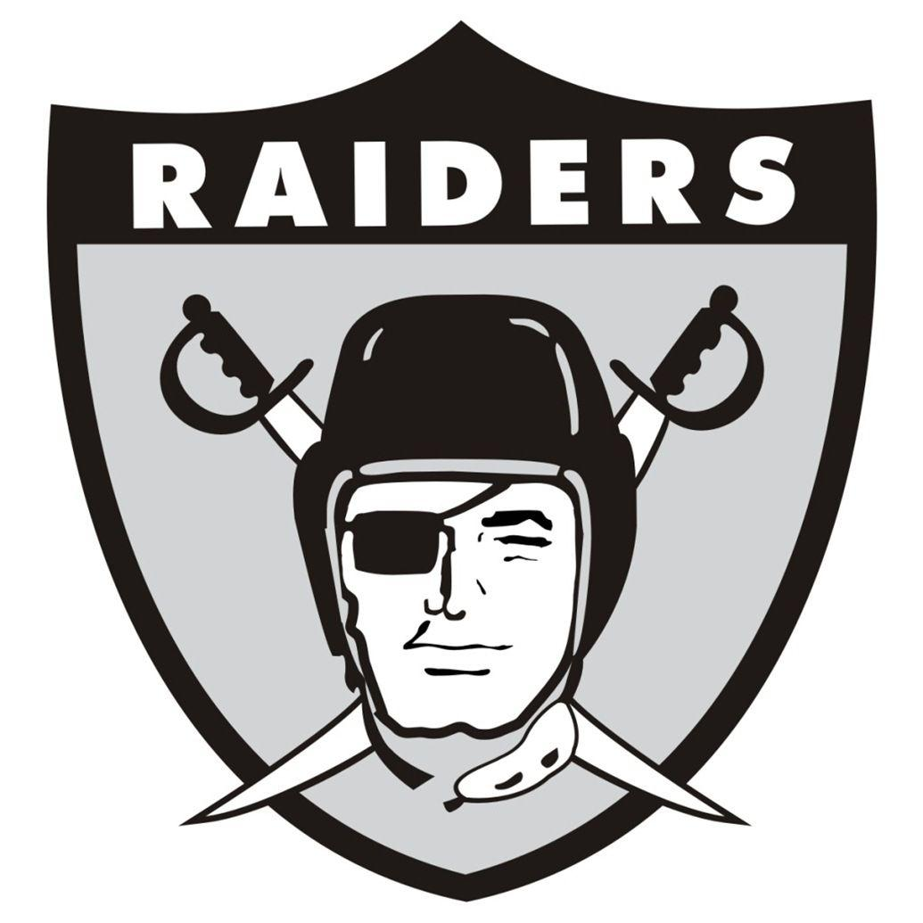 Oakland Raiders Logo Wallpapers 1035x1035
