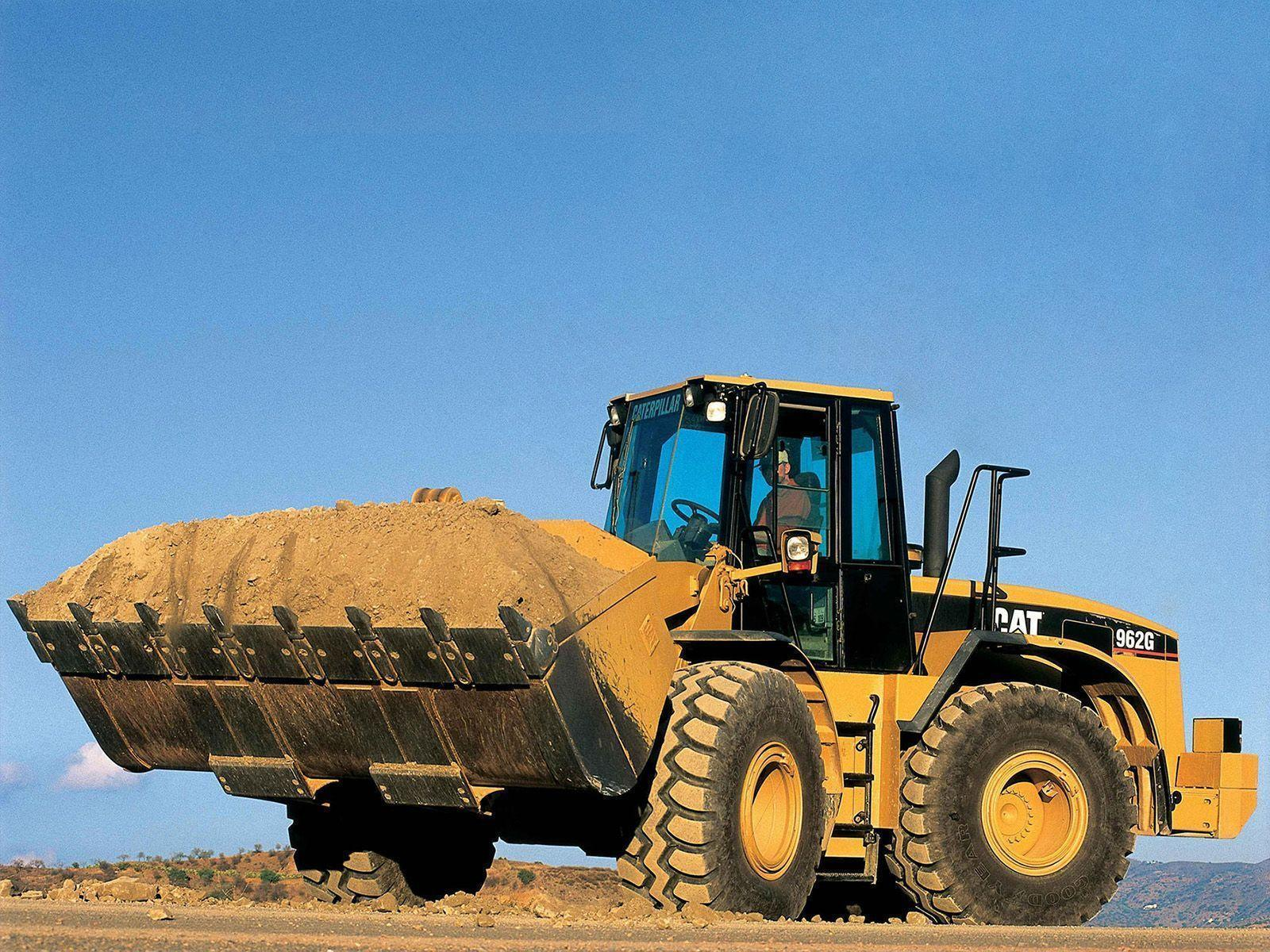 Caterpillar Equipment Wallpapers 1600x1200