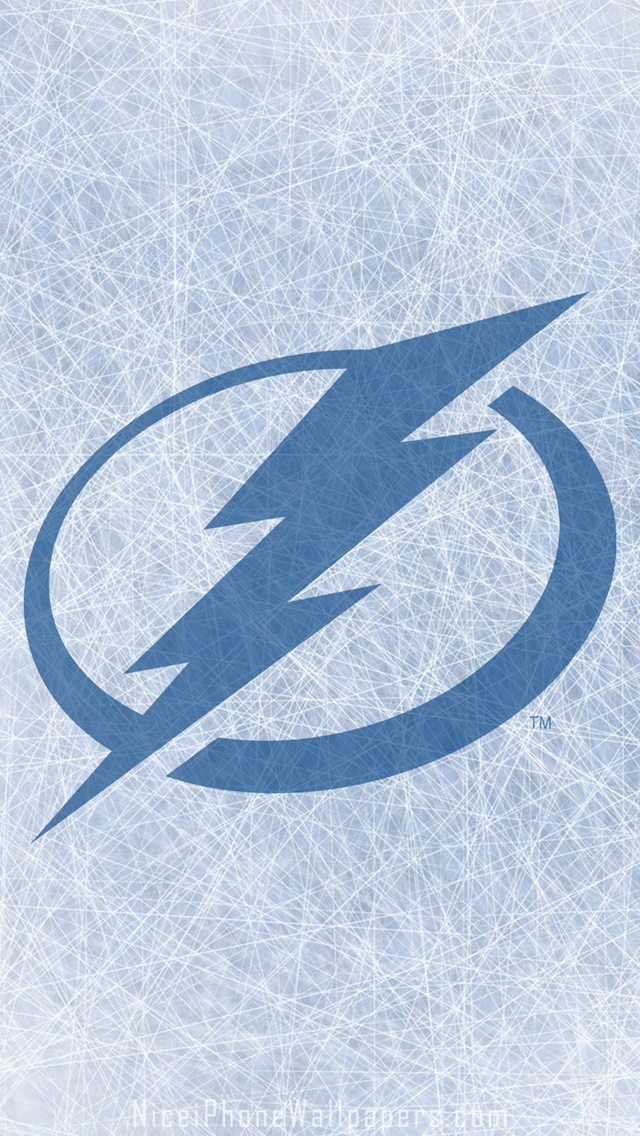Tampa Bay Lightning iPhone 5 6 wallpaper iPod wallpaper 640x1136