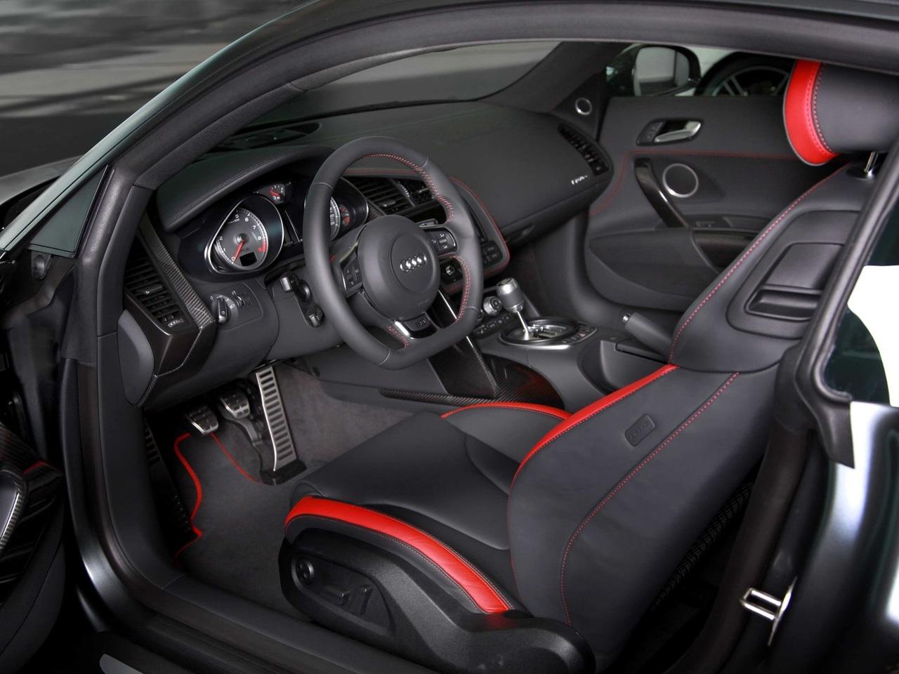 2015 Audi R8 Interior Wallpaper Collection 1280x960