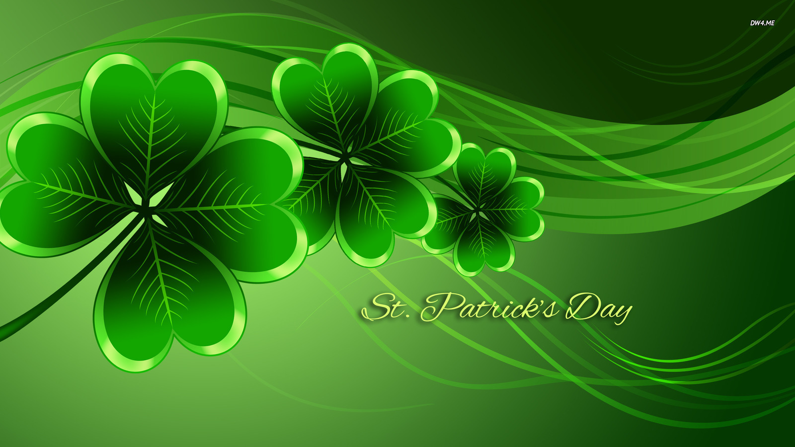 Free Download Saint Patricks Day Wallpaper 1600x900 For Your