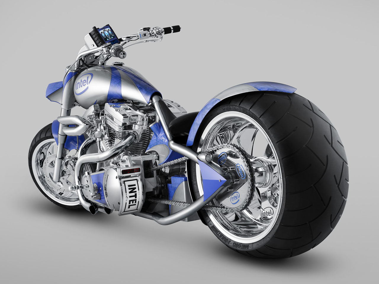occ choppers motorcycle pictures occ eragon chopper wallpaper 1280x961