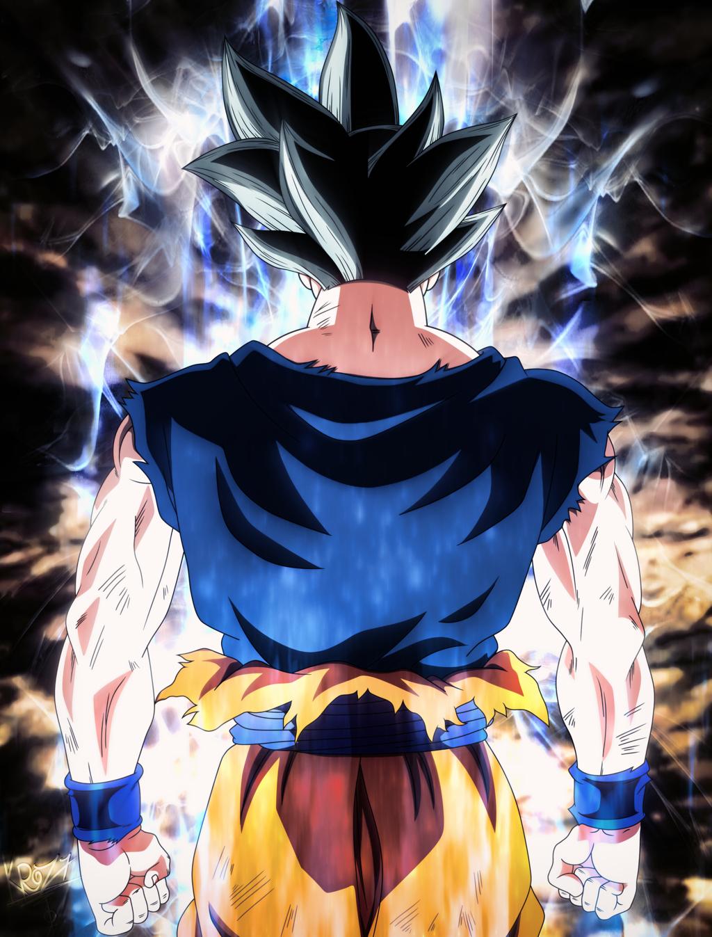 Goku ultra instinct mastered wallpapers wallpapersafari - Goku ultra instinct mastered wallpaper ...