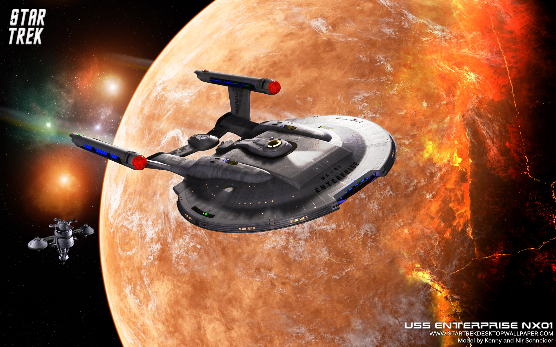 Planet Enterprise Trek Desktop Star wallpapers HD   157663 1920x1200